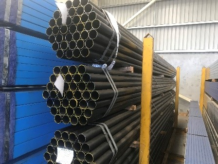 Senturion Steel Supplies Black Pipe 02