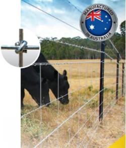 Senturion Steel Supplies Wire Fencing 01