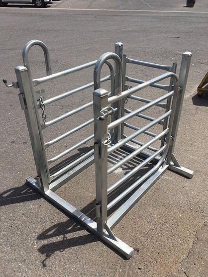 Senturion Steel Supplies Sheep Yard 3 Wa