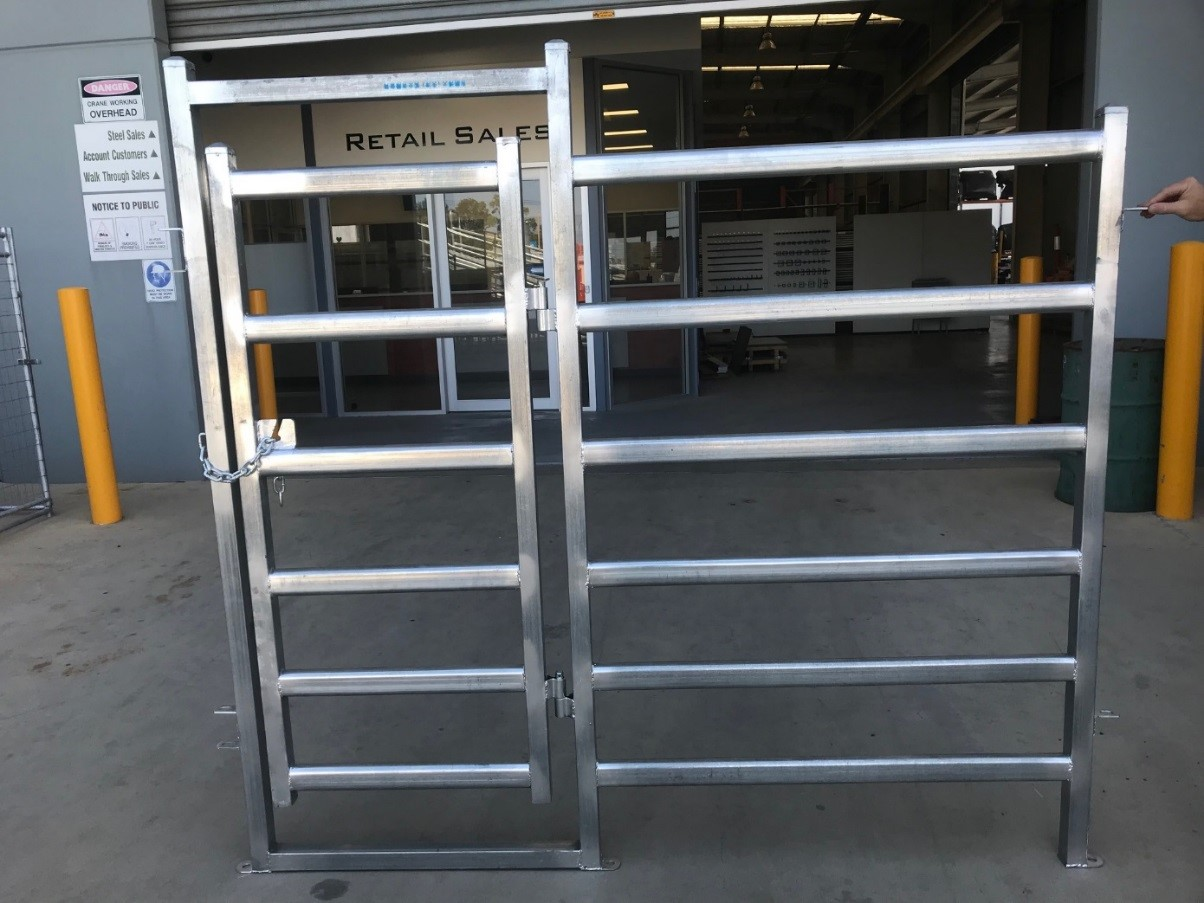 Senturion Steel Supplies Cattle Panel wi