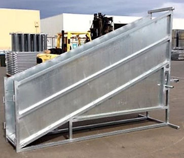Senturion Steel Supplies Sheep Loading R