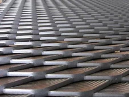 Senturion Steel Supplies Expanded Mesh B