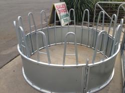 Senturion Steel Supplies Round Bale Feed