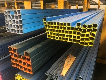 Senturion Steel Supplies Painted RHS & S