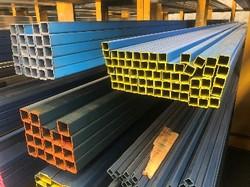Senturion Steel Supplies Painted RHS & S