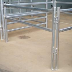 Senturion Steel Supplies Horse Panel 3 B