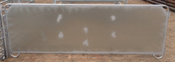 Senturion Steel Supplies Portable Blind