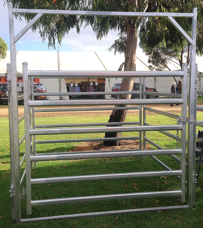 Senturion-Steel-Supplies-Horse-Cattle-Extendable-Top-Gate-01