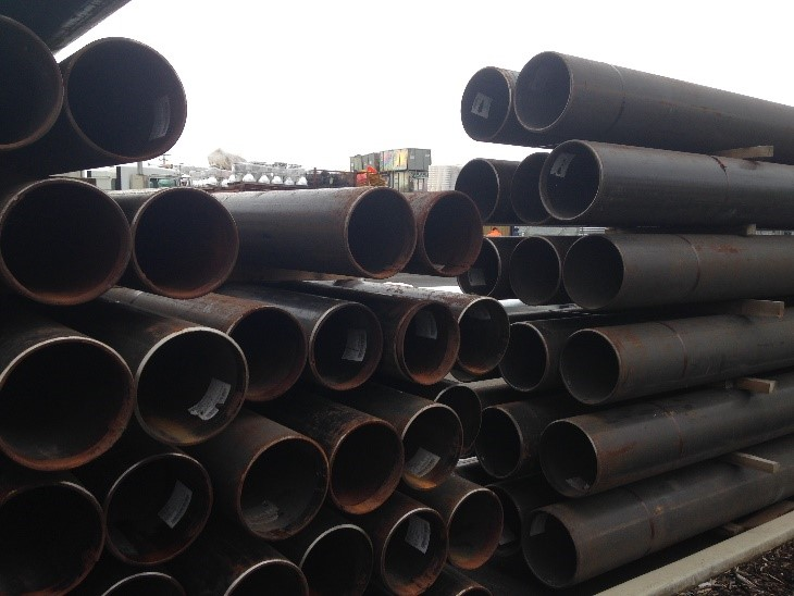 Senturion Steel Supplies Line Pipe & Rol
