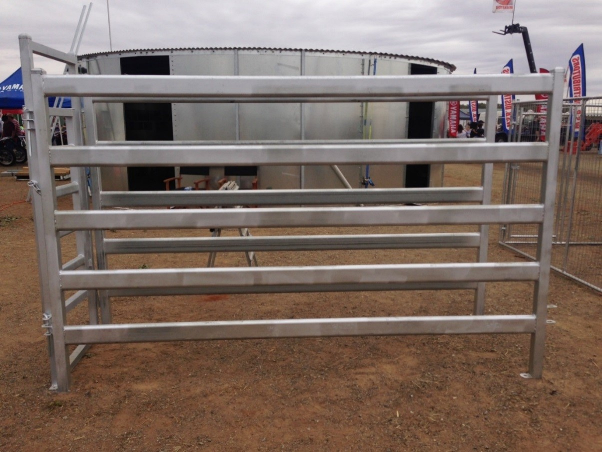 Senturion Steel Supplies Cattle Panel He
