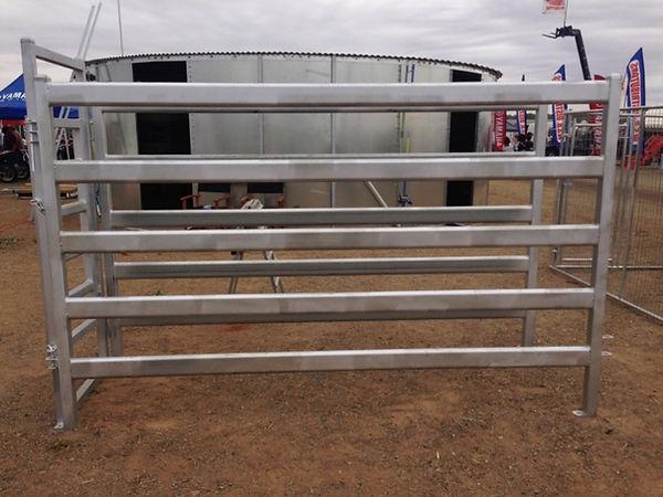Senturion Steel Supplies Cattle Panel He