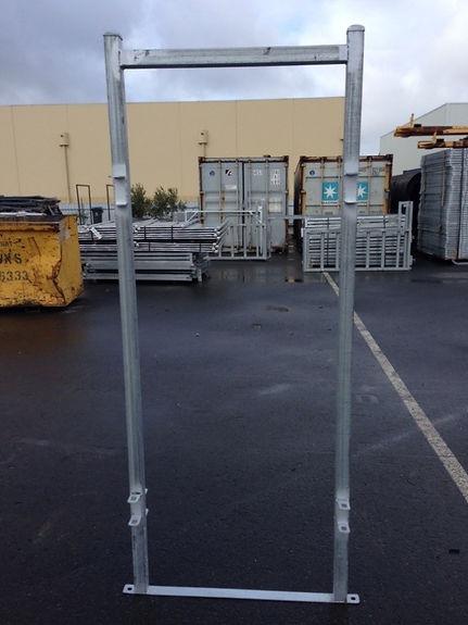 Senturion Steel Supplies Cattle Race Bow