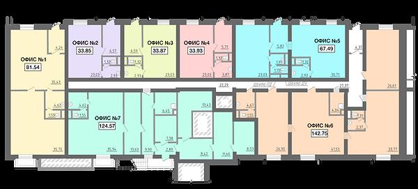 Дом 1. Офисы.  1 секция.png