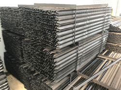 Senturion Steel Supplies Black & Galvani