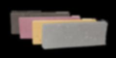 Плитка декоративная цветная