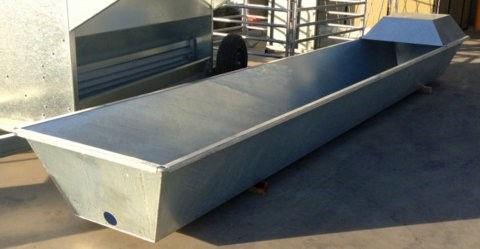 Senturion Steel Supplies Water Troughs 0