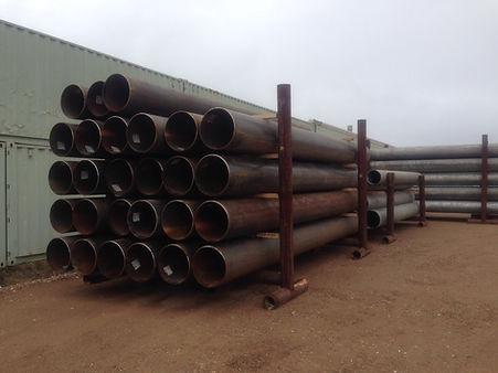 Senturion Steel Supplies Line Pipe & Rol