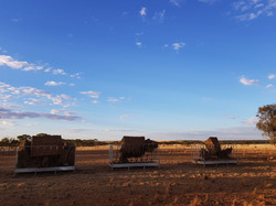 Senturion Steel Supplies Square Bale Fee