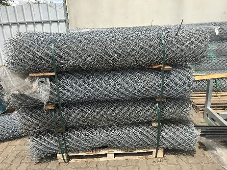 Senturion Steel Supplies Chain Mesh Fenc