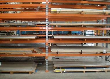 Senturion Steel Supplies Zincanneal Shee