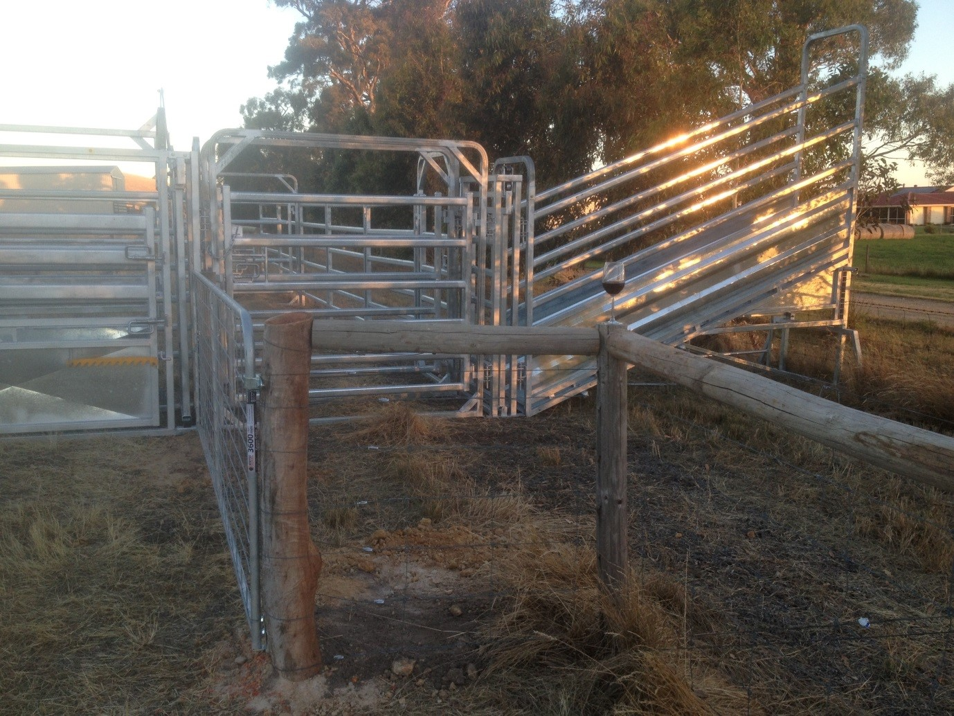 Senturion-Steel-Supplies-Adams-Crossing-Cattle -Yards-01