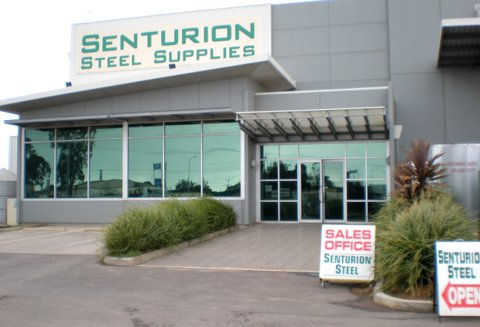 Senturion Steel Supplies - Sales Office