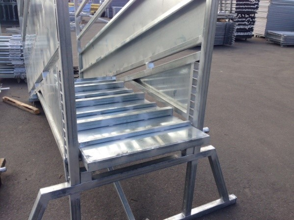 Senturion Steel Supplies Cattle Ramp 03.