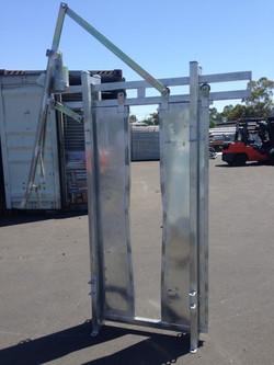 Senturion Steel Supplies Cattle Head Bal