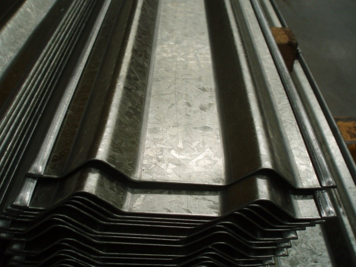 Senturion Steel Supplies Stock Panel - D