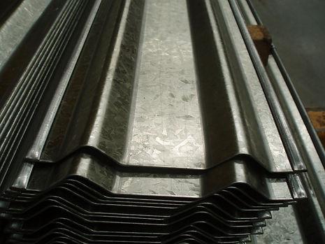 Senturion Steel Supplies Stock Panel - D