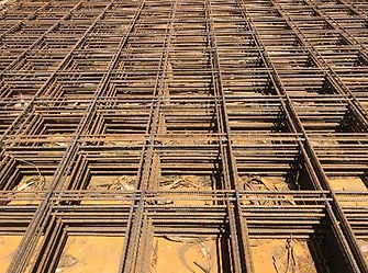 Senturion Steel Supplies Reinforcing Mes