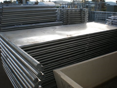 Senturion Steel Supplies Permanent Sheep
