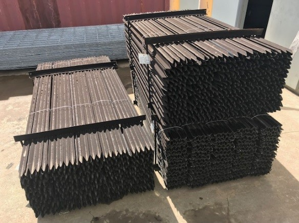 Senturion Steel Supplies Black Heavy Dro