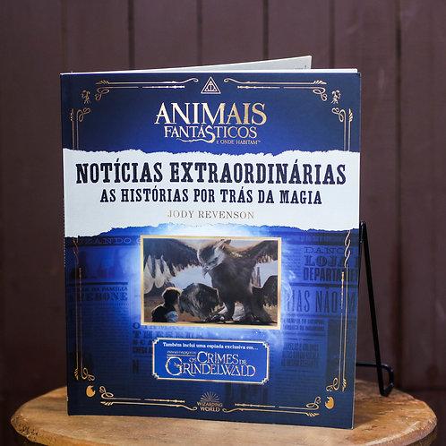 Notícias Extraordinárias - Animais Fantástico