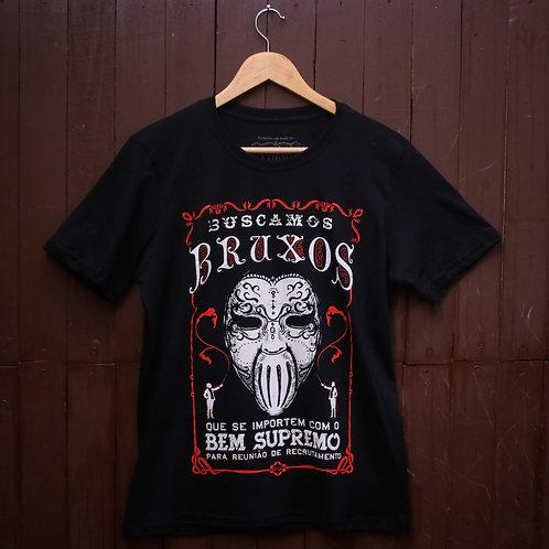 Camiseta Bruxos