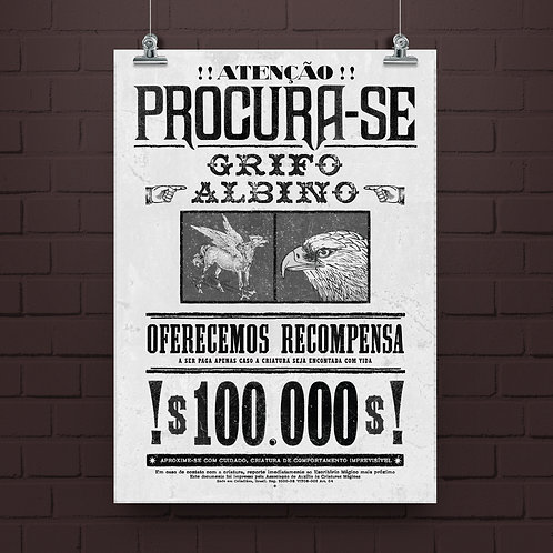 Poster Grifo