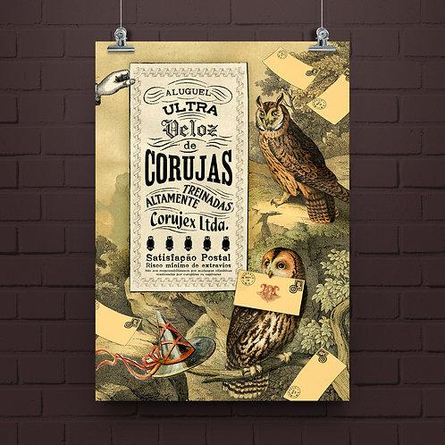 Poster Corujal