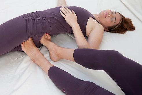 Thai Massage Wochenend Workshop Case Study Happy Hips You and Thai