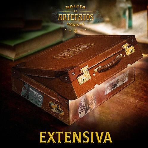 Maleta de Artefatos Mágicos - EXTENSIVA