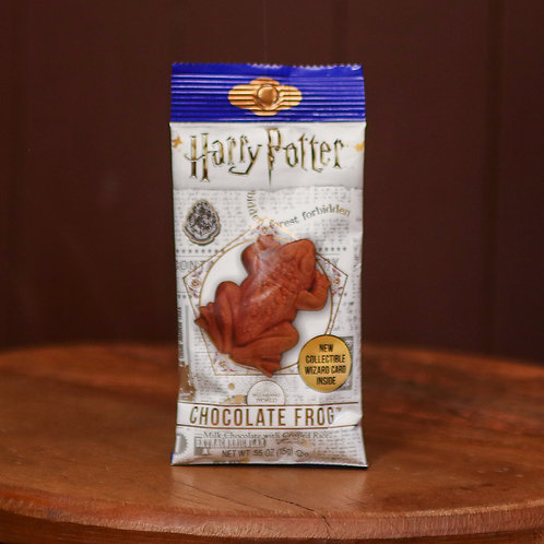 Sapo de chocolate