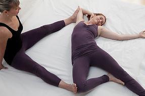 Wochenendkurs Case Study Thai Yoga Massage You and Thai