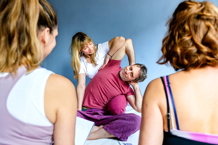 Case Study Thai Yoga Massage Wochenend Workshop You and Thai
