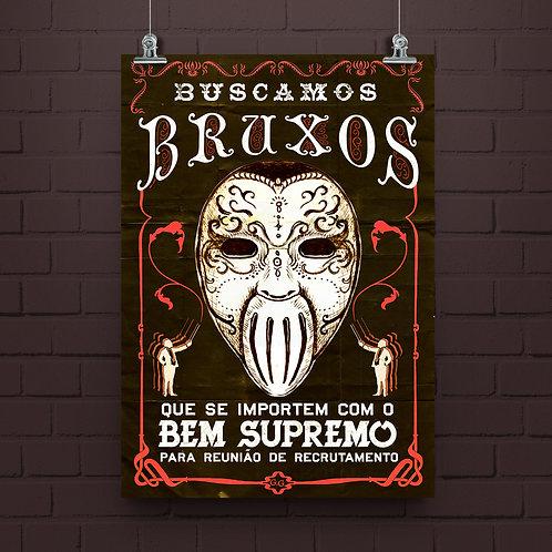 Poster Bruxos