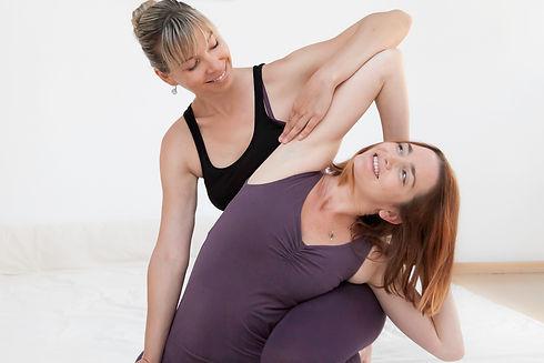 Case Study Thai Yoga Massage Wochenend Workshop