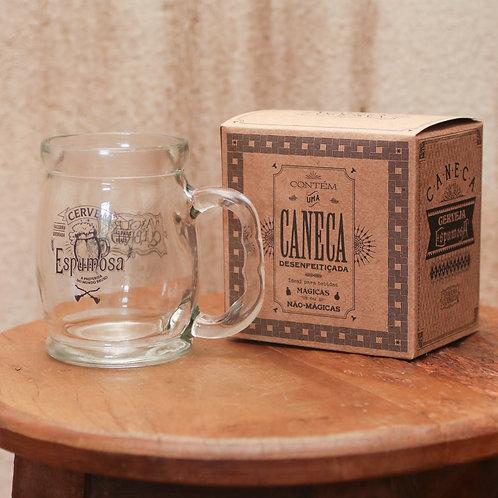 Caneca Cerveja Espumosa