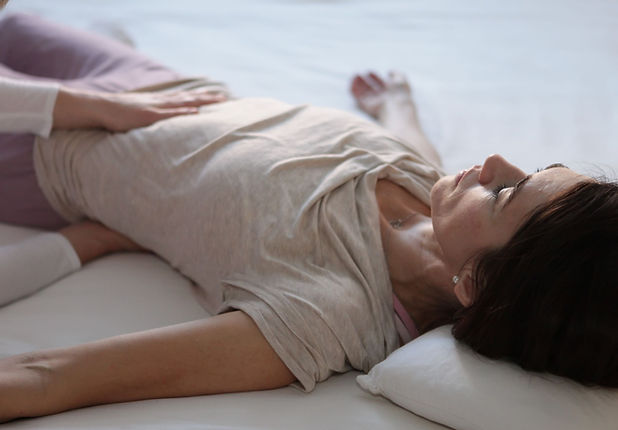 Energie Bauchmassage bei You and Thai in Halle Saale