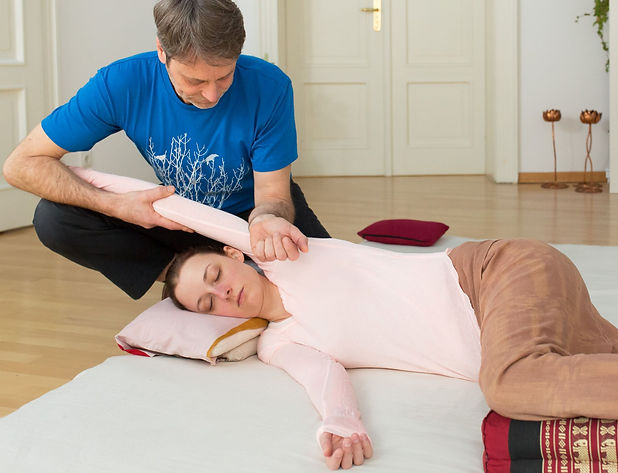 Shiatsu bei You and Thai in Halle Saale