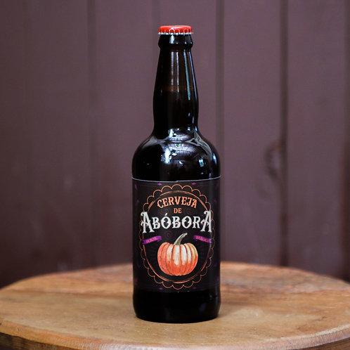 Cerveja de Abóbora