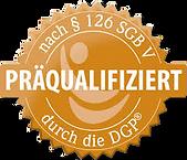 Logo Präqualifiziert Orthopädie Aulenkamp Düsseldorf