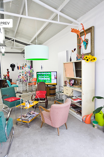 Fotoshooting im Salon der Schnittschwestern Krefeld